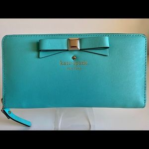 Kate Spade Holly Street Zip Around Wallet